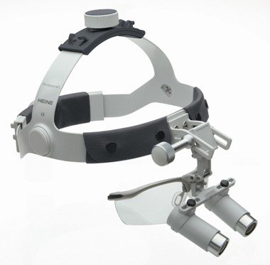 Electrolysis Magnification - Heine Loupes with Headband
