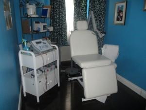 Follikill Treatment Room